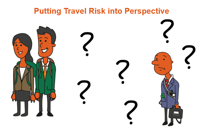 Travel Risk into Perspective