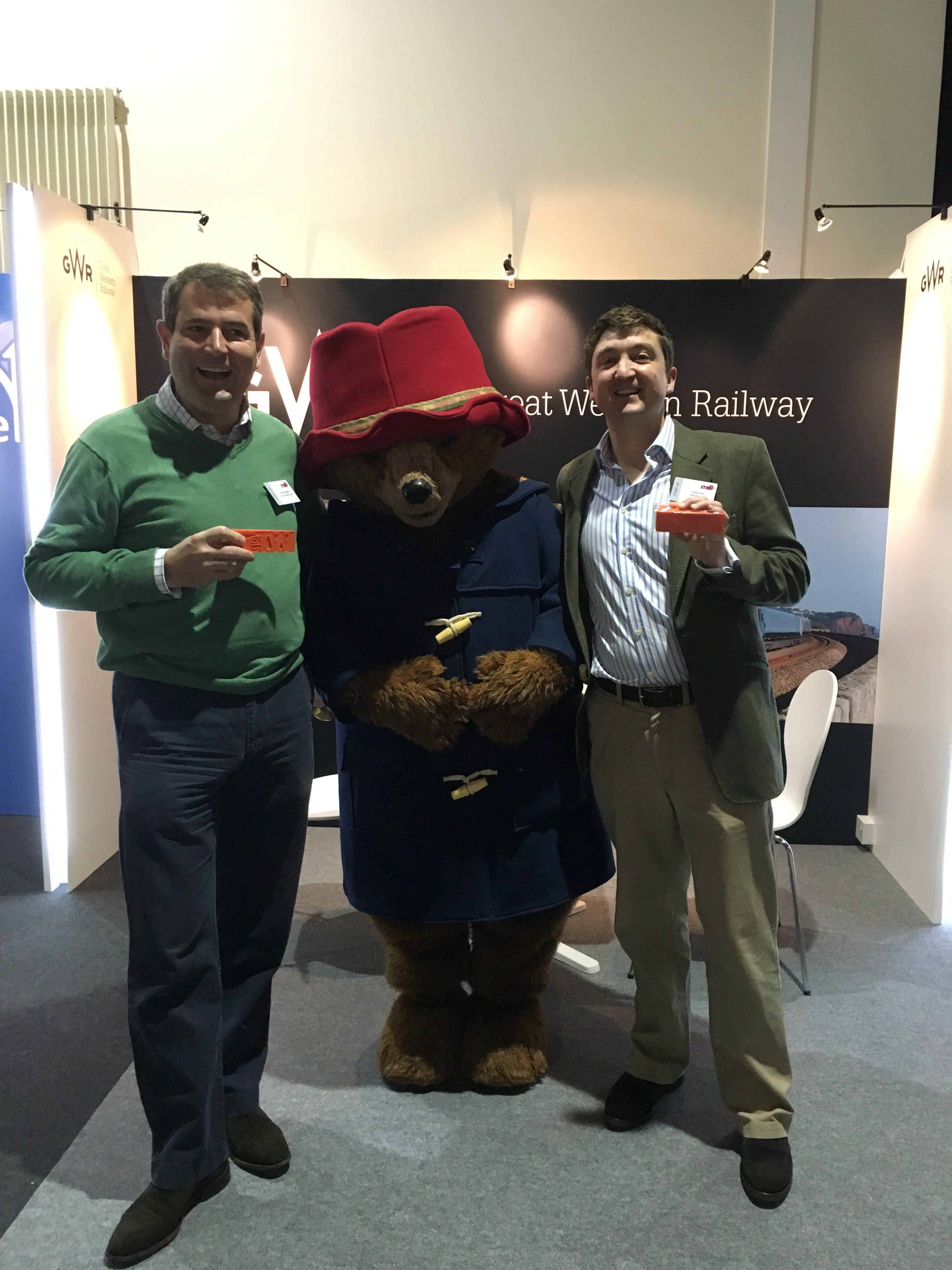 Even Paddington Bear can beTravelwise