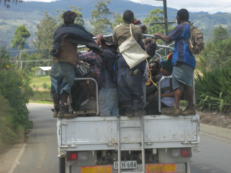 PNG Roads